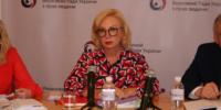 Уповноважена Л. Денісова визнана судом порушником прав громадянина